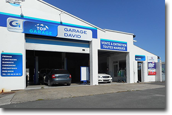 Garage David - Bougneau - Pons Actions Commerciales