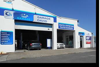 Garage David - Bougneau - Pons Actions Commerciales