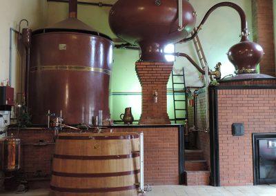 Les Ormeaux - pineau - cognac - Alambic