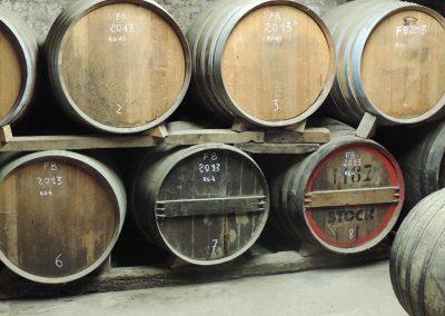 Les Ormeaux - pineau - cognac - Tonneaux 3