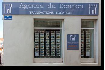 Agence du Donjon - Agence immobilière Pons