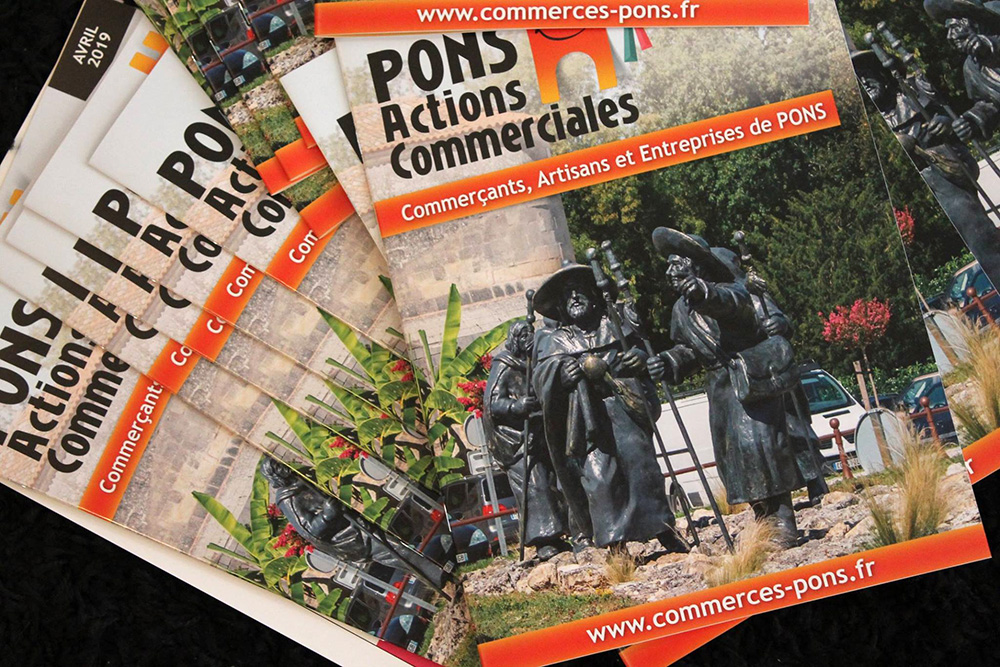 Magazine Pons Actions commerciales - Avril 2019