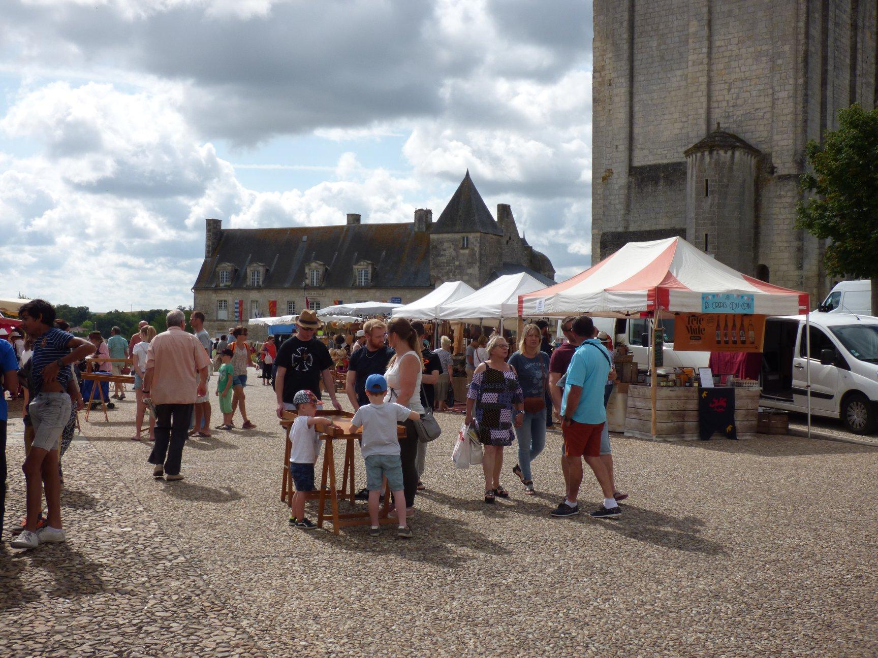 Fête médiévale Pons juillet 2018 - 04