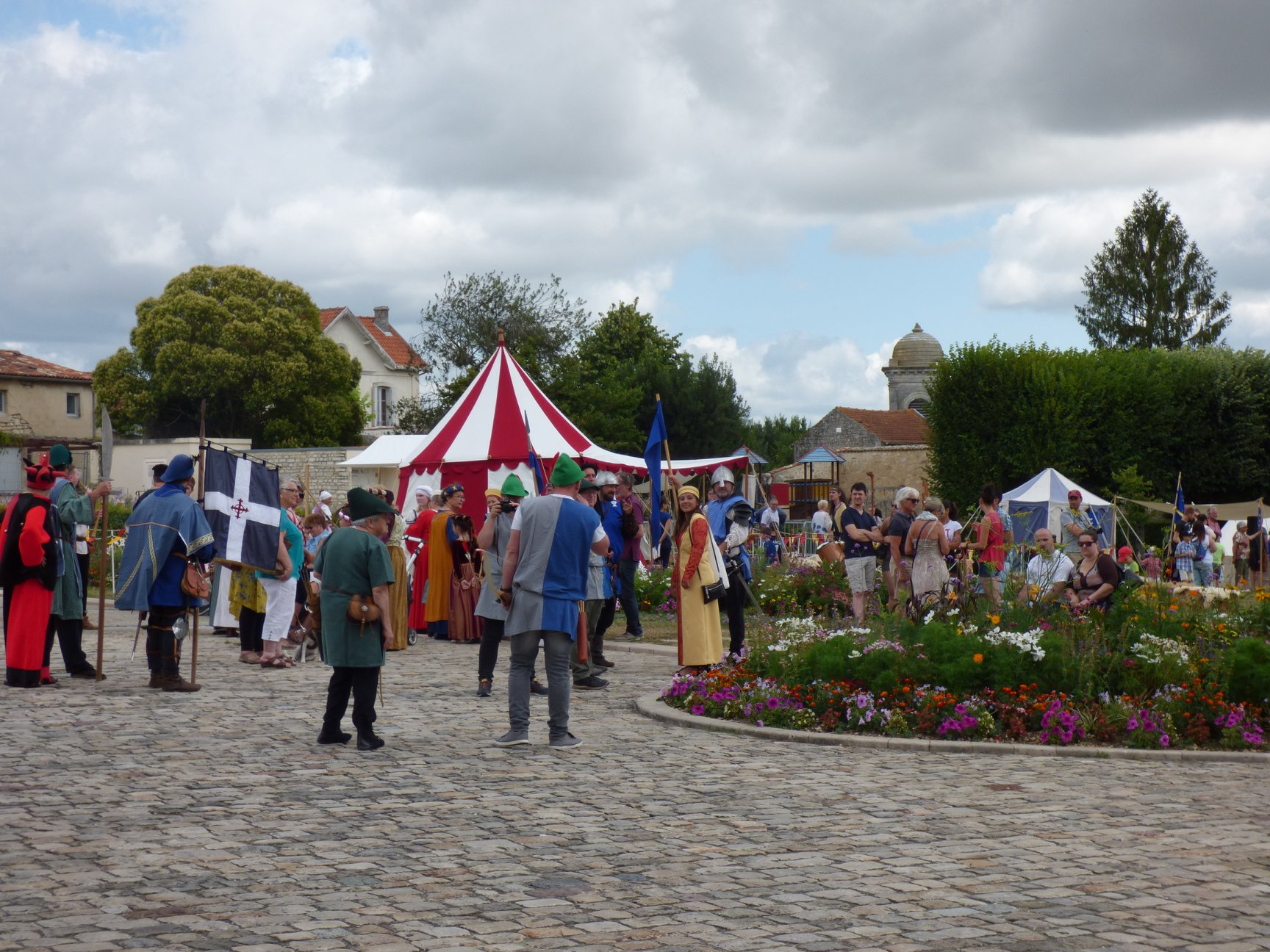 Fête médiévale Pons juillet 2018 - 07