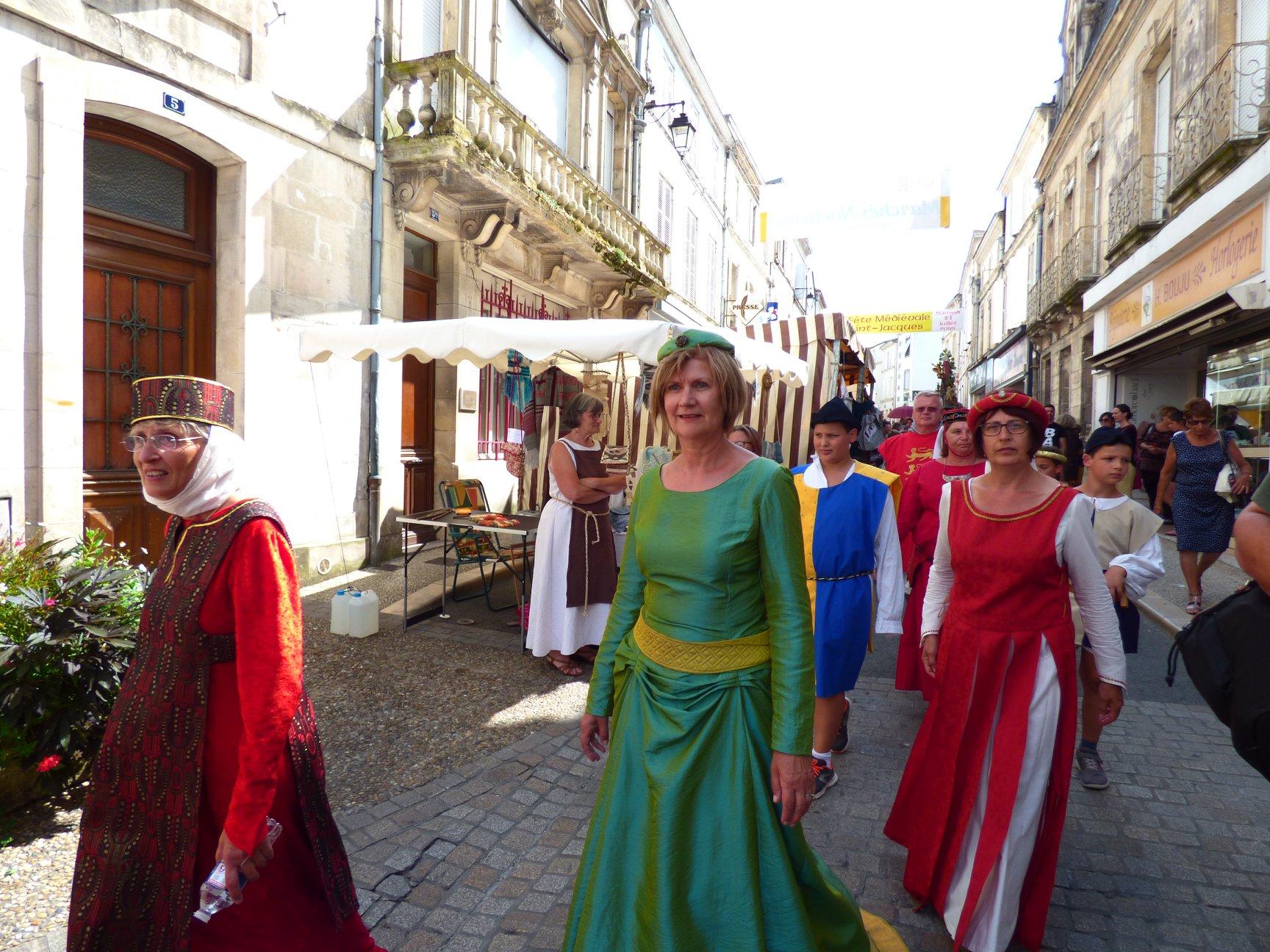 Fête médiévale Pons juillet 2018 - 23