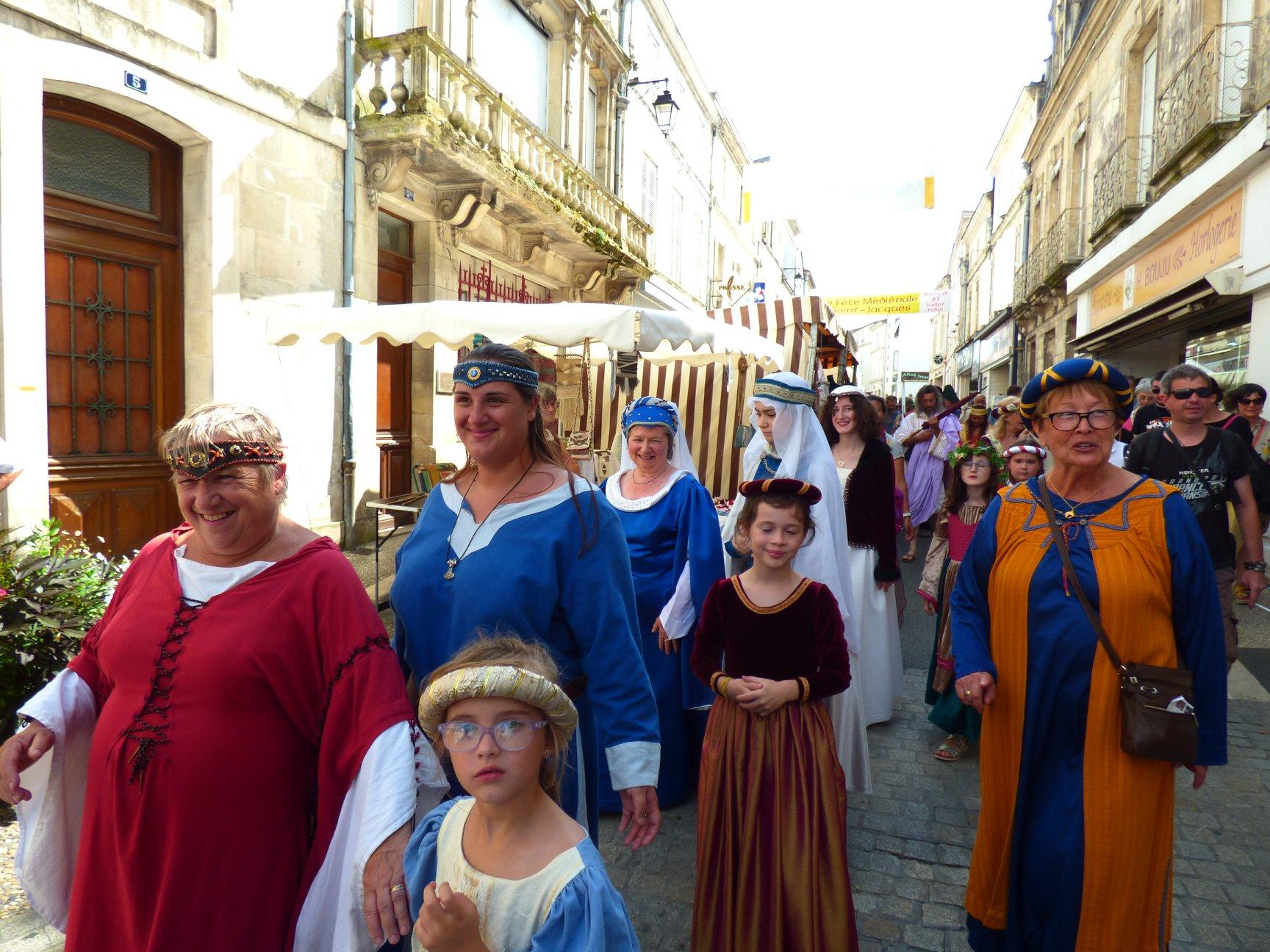 Fête médiévale Pons juillet 2018 - 24