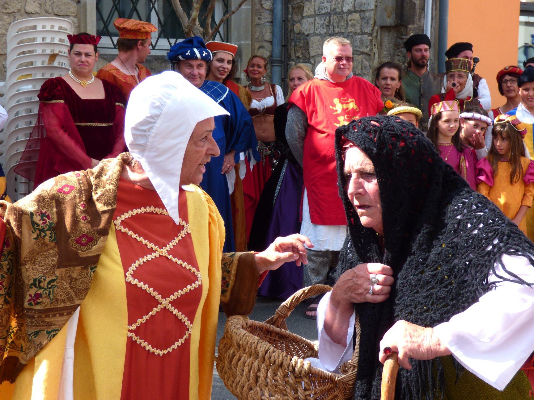 Fête médiévale Pons juillet 2018 - 25