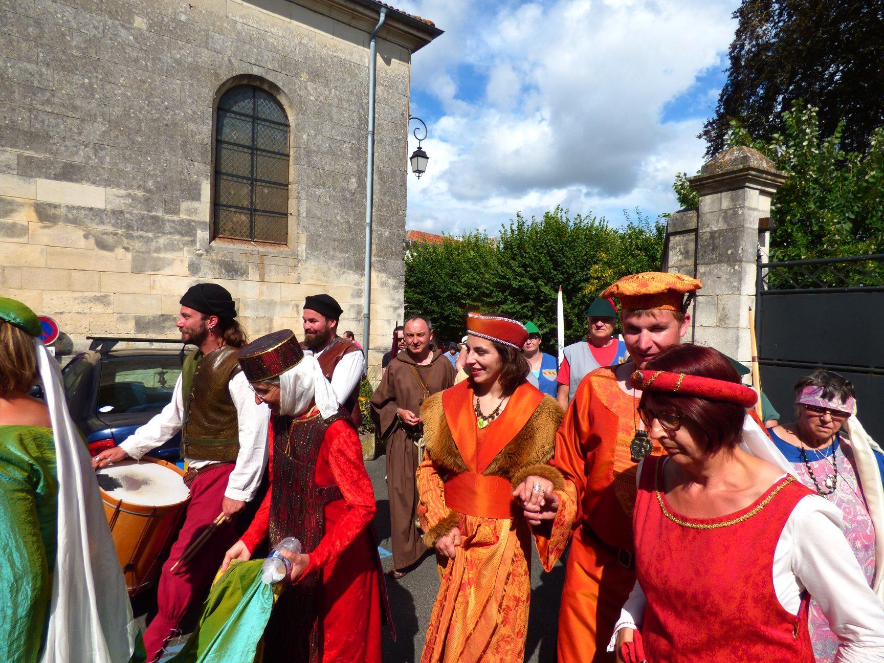 Fête médiévale Pons juillet 2018 - 26