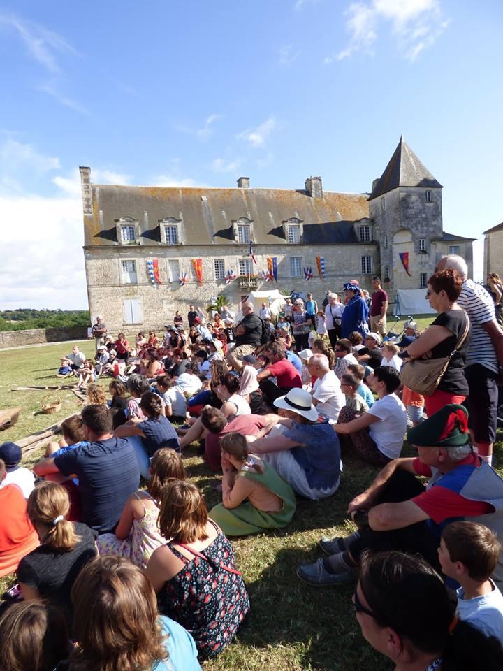 Fête médiévale Pons juillet 2018 - 33
