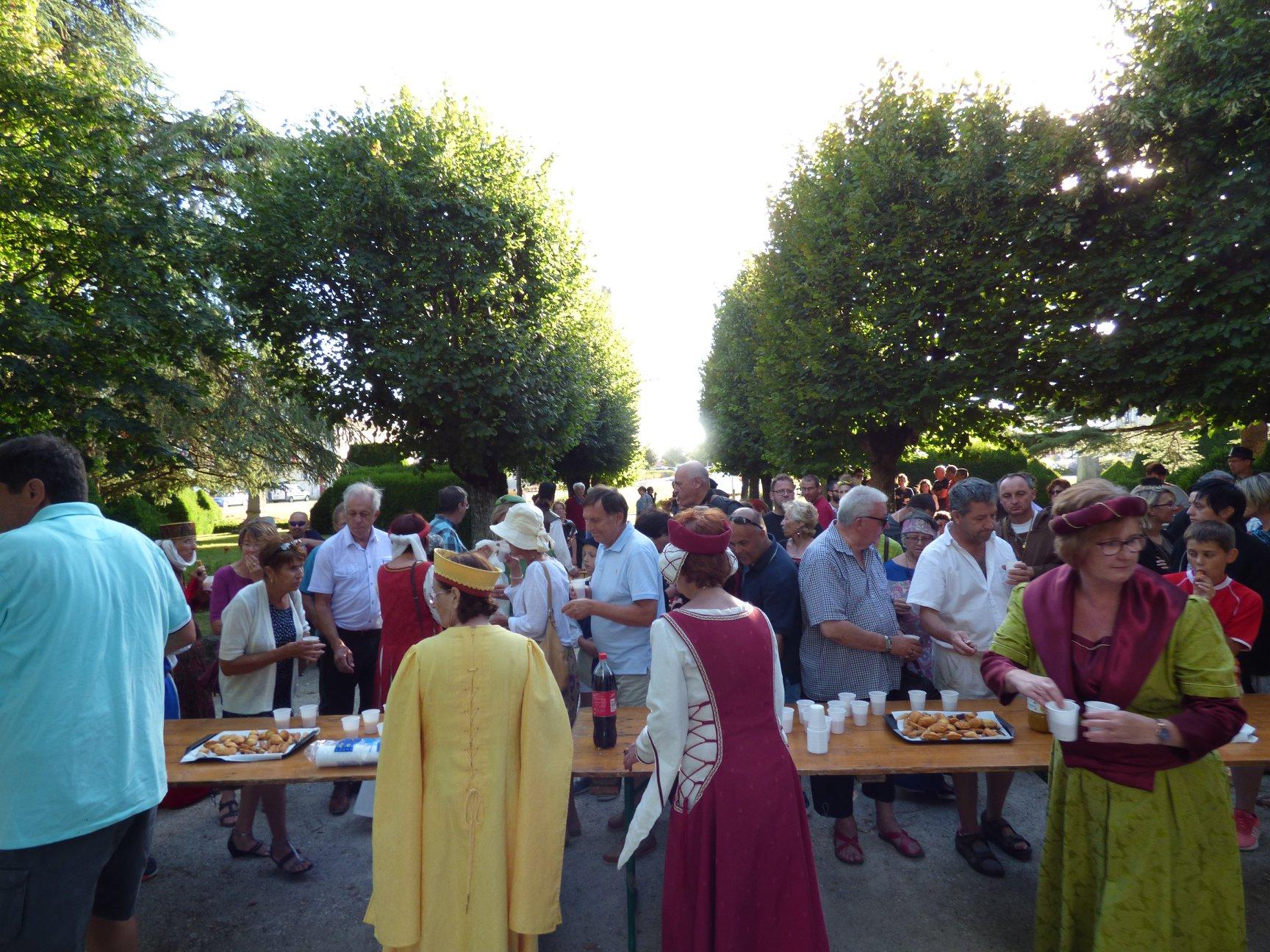 Fête médiévale Pons juillet 2018 - 38