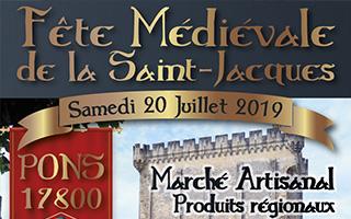 Fête Médiévale de la Saint Jacques 2019