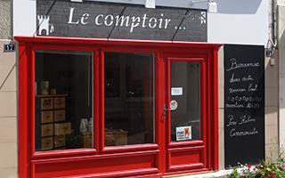 """Bienvenue au """"Comptoir""""!"""