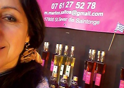 Maria s Spirits - Liqueur de rose
