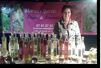Maria's Spirits - Spiritueux