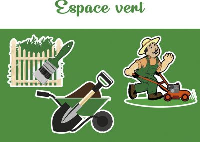 Cadence Pro Multi-services - Pons - espace vert