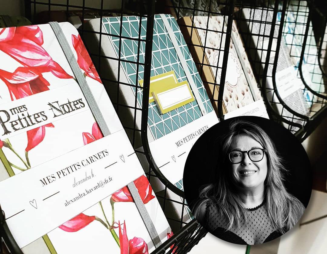 Alexandra H - Papeterie créative - Pons