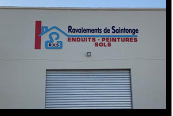 Ravalements de Saintonge - Pons