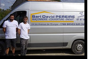 CRT Bâtiment - David Pereire - Brives sur Charente - Pons