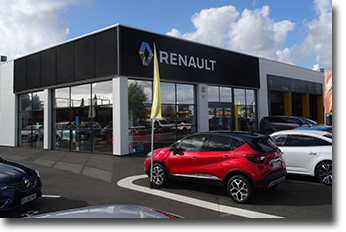 Garage Renault Pons - Relais de Saintonge