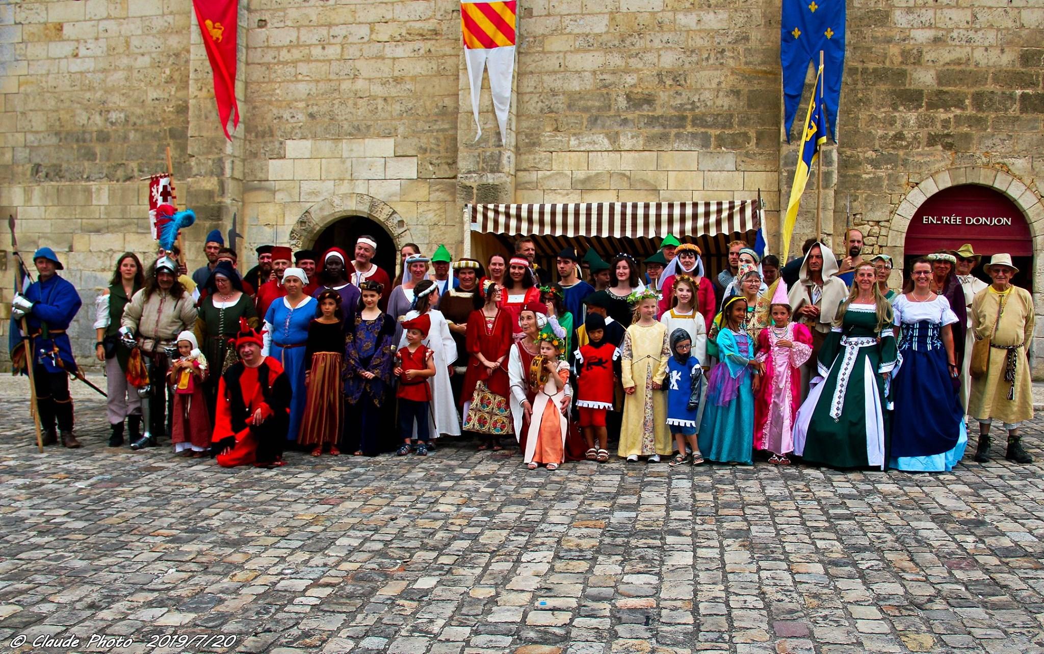 Pons Actions Commerciales - Fete médiévale 2019 - 15