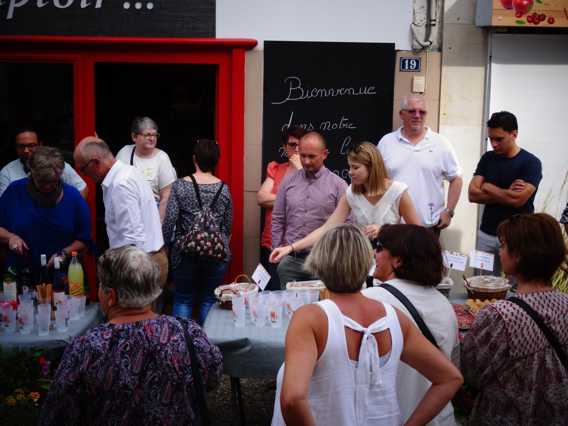 Pons Actions Commerciales - Inauguration Le Comptoir Juin 2019 - 07