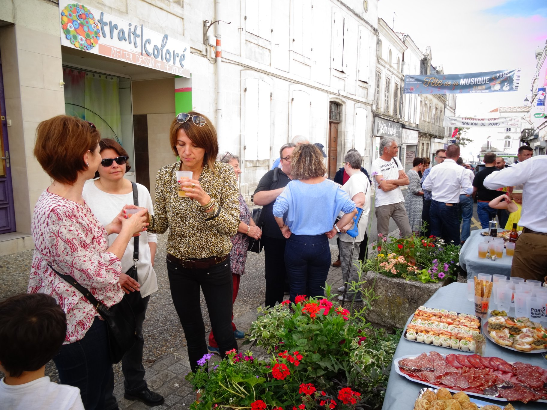 Pons Actions Commerciales - Inauguration Le Comptoir Juin 2019 - 10
