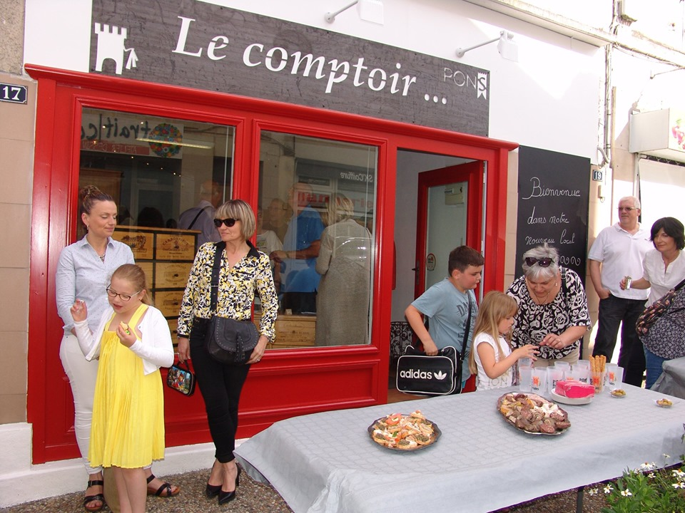 Pons Actions Commerciales - Inauguration Le Comptoir Juin 2019 - 15
