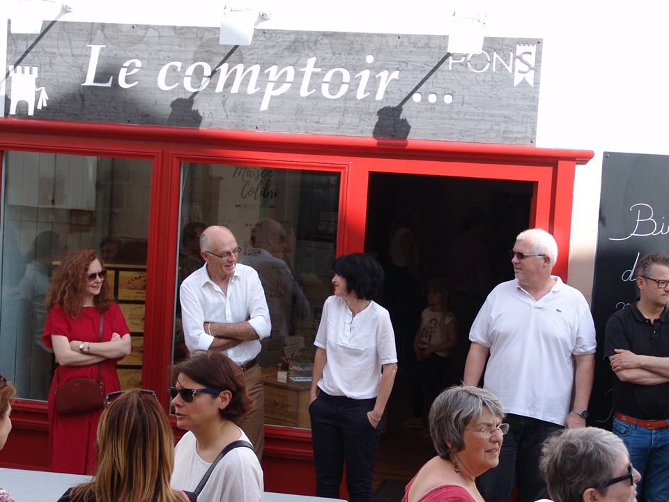 Pons Actions Commerciales - Inauguration Le Comptoir Juin 2019 - 16