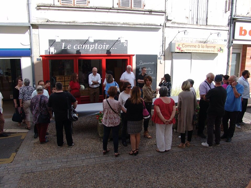 Pons Actions Commerciales - Inauguration Le Comptoir Juin 2019 - 17