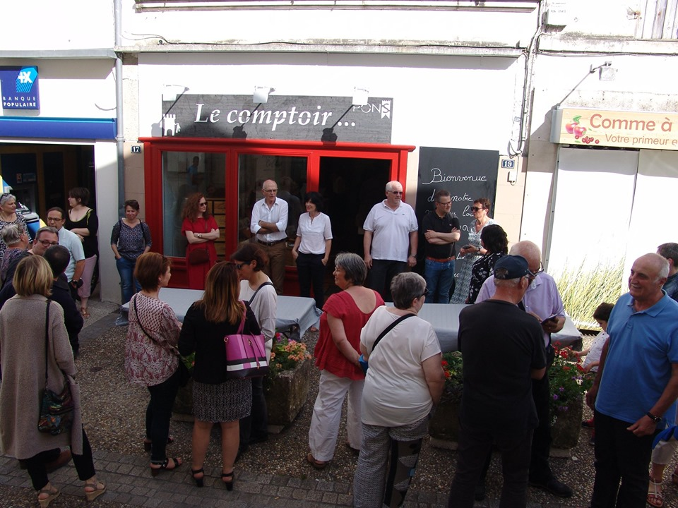 Pons Actions Commerciales - Inauguration Le Comptoir Juin 2019 - 20