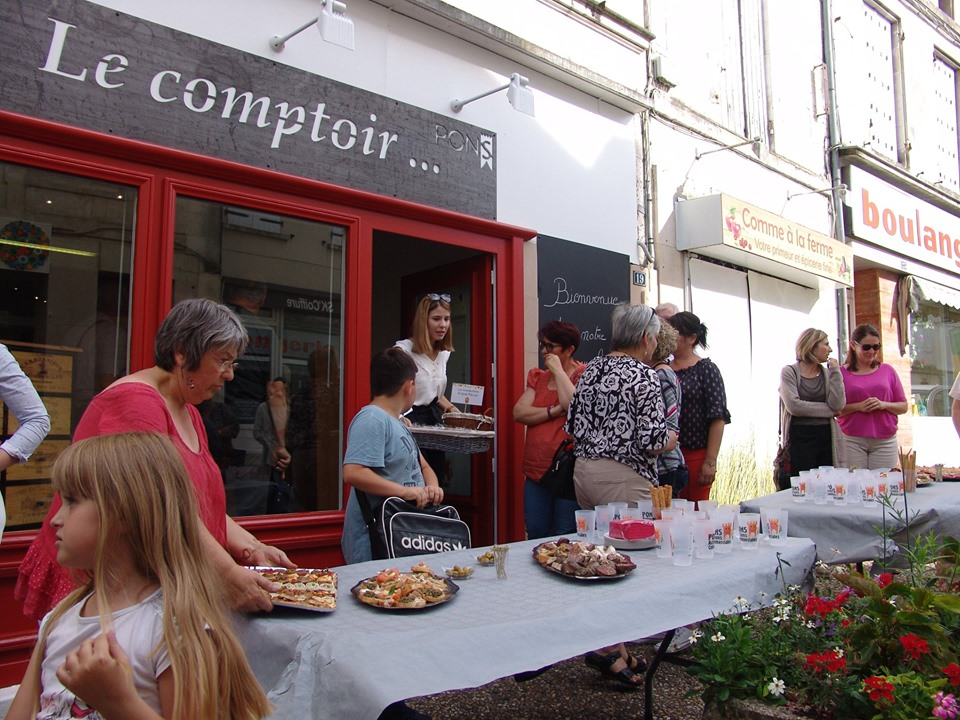 Pons Actions Commerciales - Inauguration Le Comptoir Juin 2019 - 24