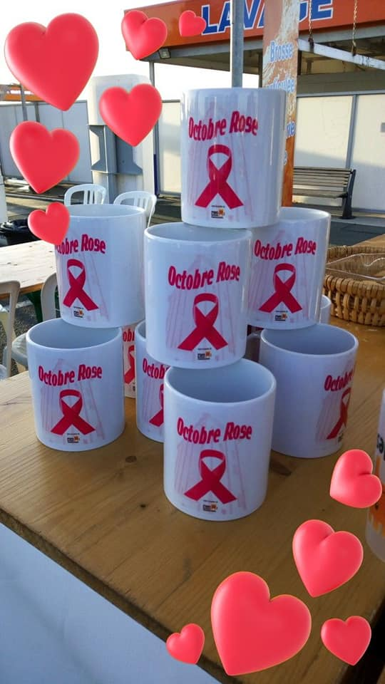 Pons Actions Commerciales - Octobre Rose 2019 - Brocante 01