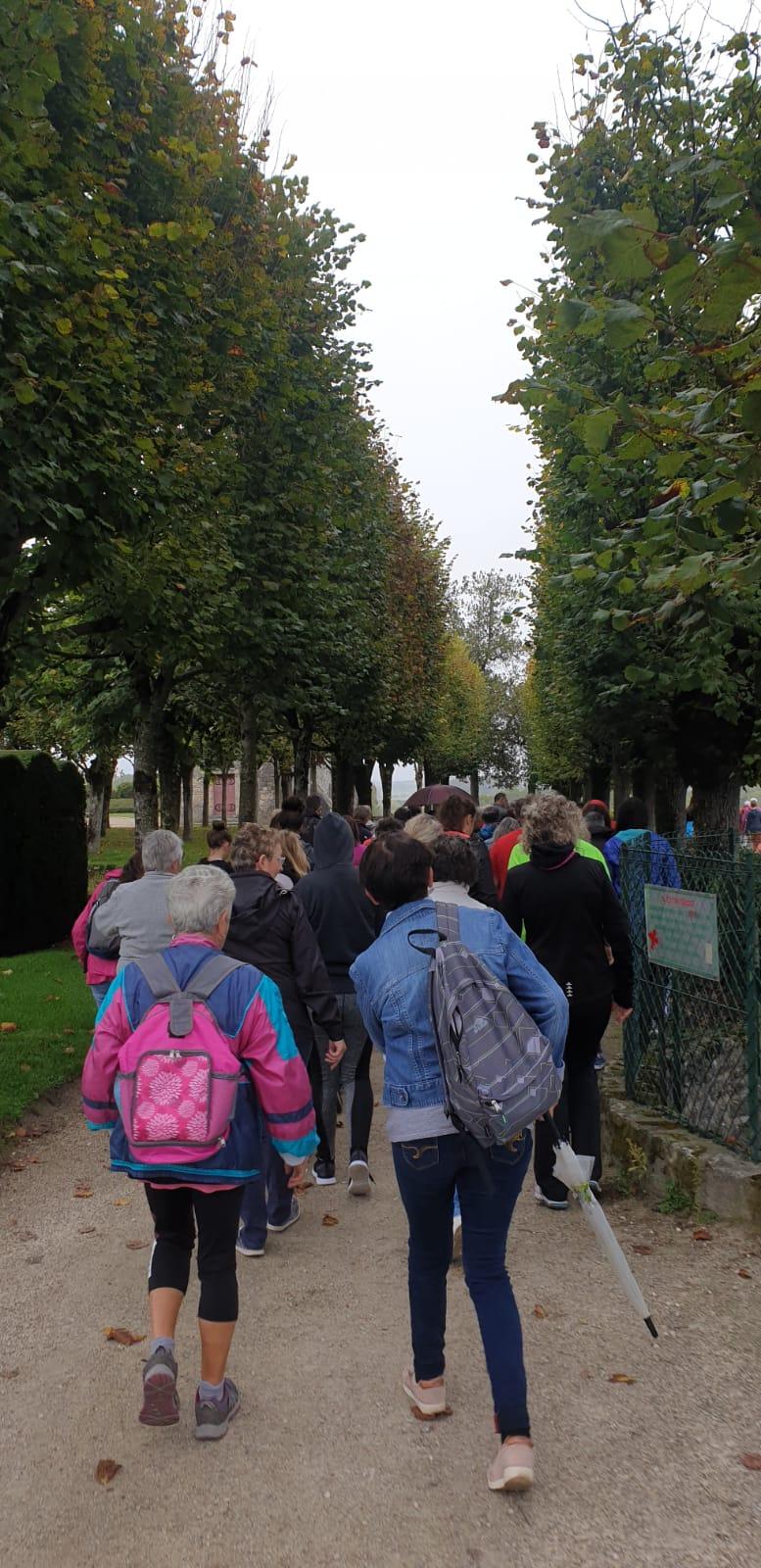 Pons Actions Commerciales - Octobre Rose 2019 - Marche 15