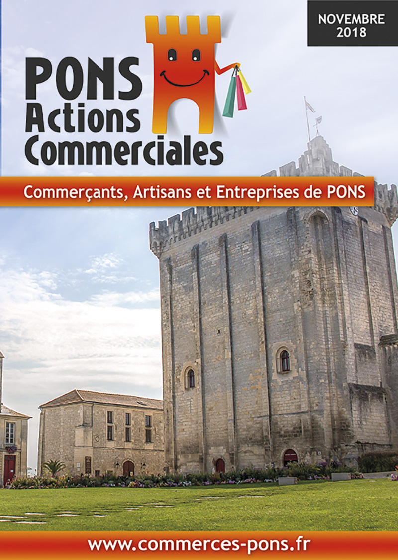Magazine Pons Actions Commerciales - Edition 3 (Novembre 2019)
