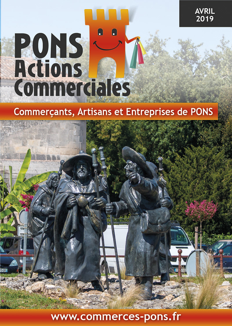 Magazine Pons Actions Commerciales - Edition 3 (Novembre 2019)