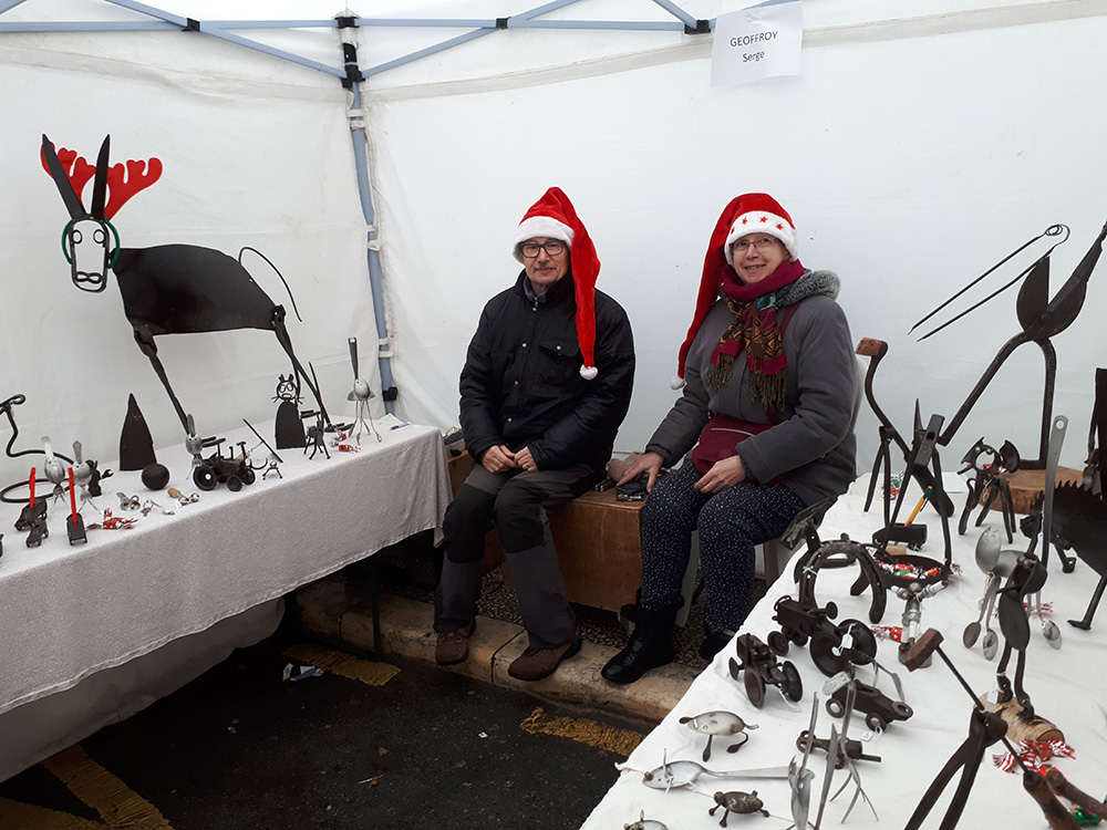 Pons Actions Commerciales - Marché de Noël - Décembre 2019 - 11