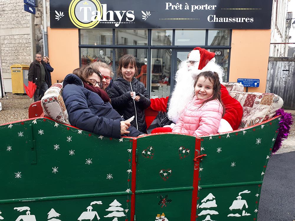 Pons Actions Commerciales - Marché de Noël - Décembre 2019 - 29