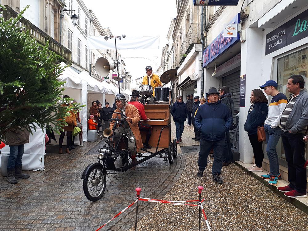 Pons Actions Commerciales - Marché de Noël - Décembre 2019 - 30