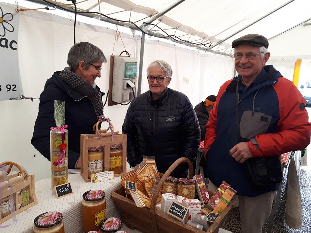 Pons Actions Commerciales - Marché de Noël - Décembre 2019 - 31