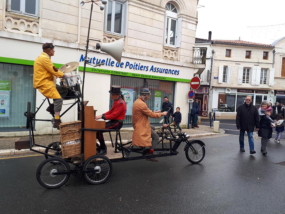 Pons Actions Commerciales - Marché de Noël - Décembre 2019 - 33