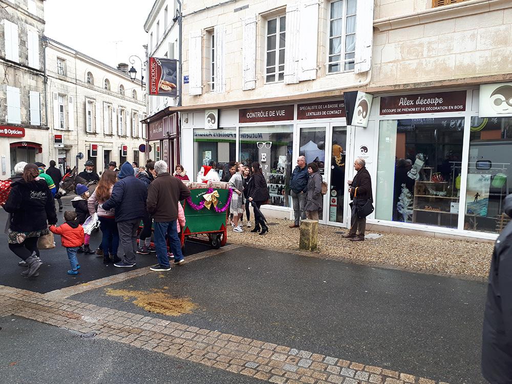 Pons Actions Commerciales - Marché de Noël - Décembre 2019 - 34