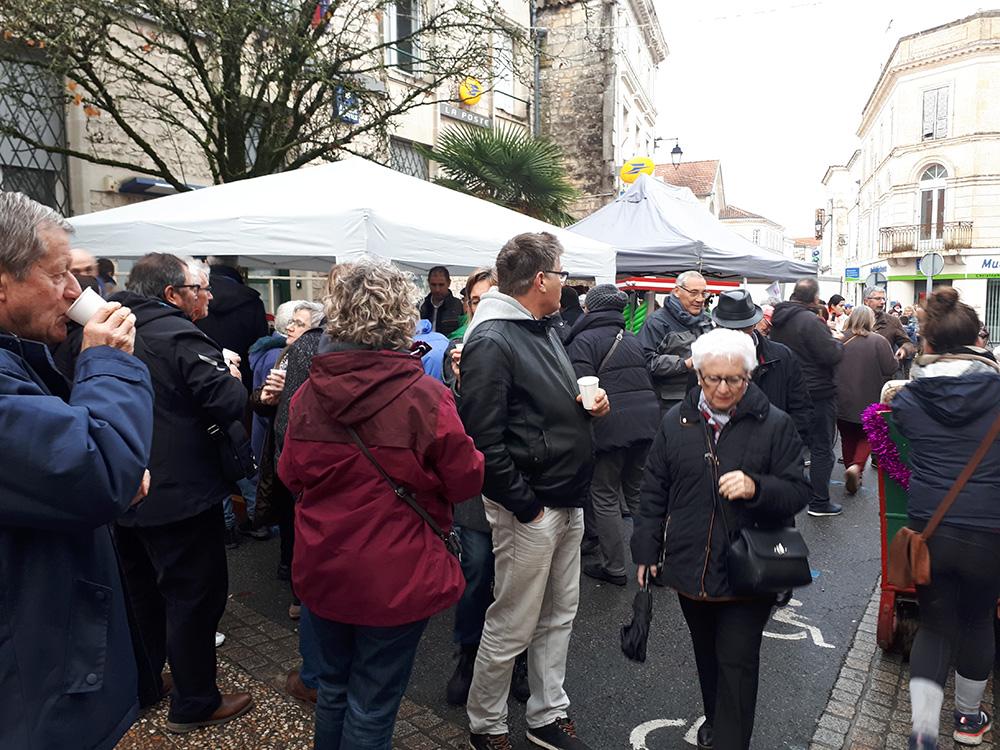 Pons Actions Commerciales - Marché de Noël - Décembre 2019 - 41