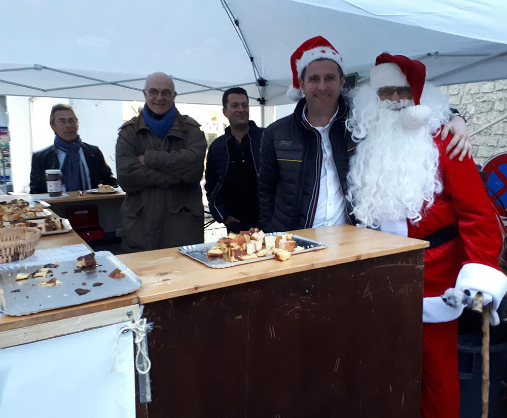 Pons Actions Commerciales - Marché de Noël - Décembre 2019 - 43