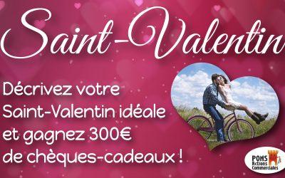 Concours Saint-Valentin 2020
