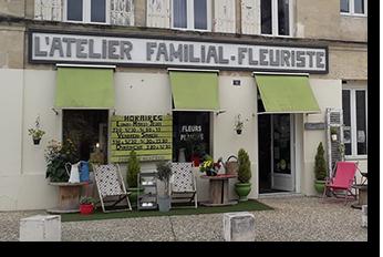 L'Atelier familial - Fleuriste - Pons