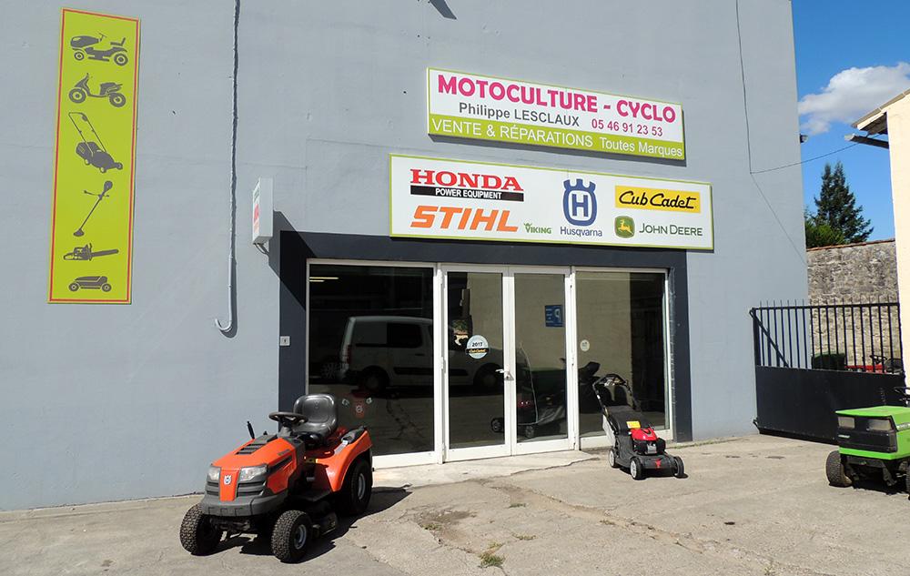 Lesclaux Philippe - Pons Motoculture