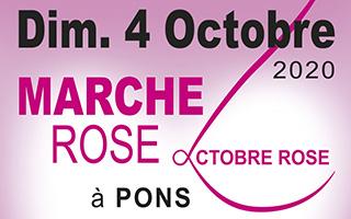 Une Marche pour soutenir Octobre Rose !