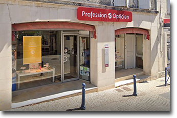 Profession Opticien - Pons Actions Commerciales