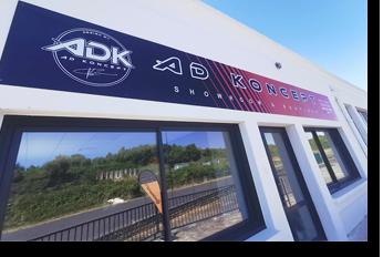 AD Koncept - Pons - Boutique moto