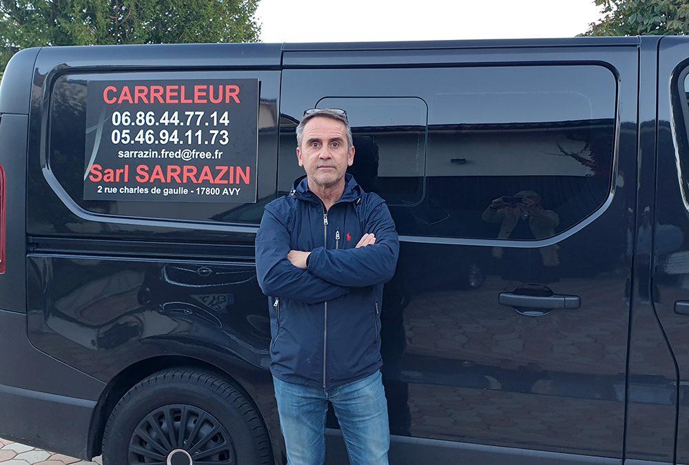 Frédéric Sarrazin